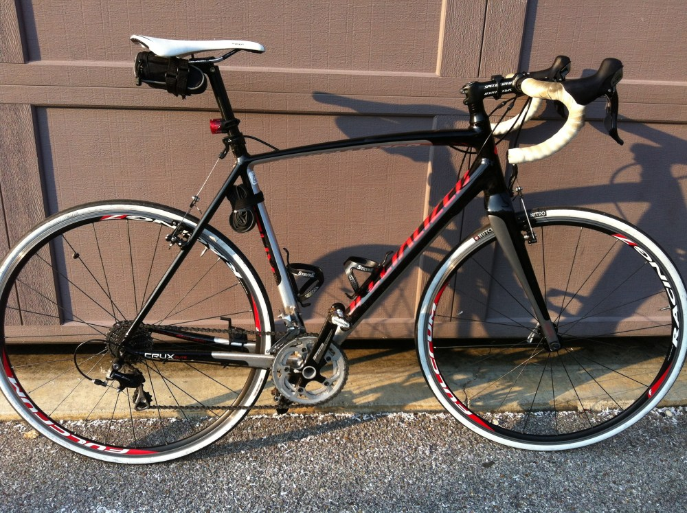 Specialized Crux - mid term review (1/6)
