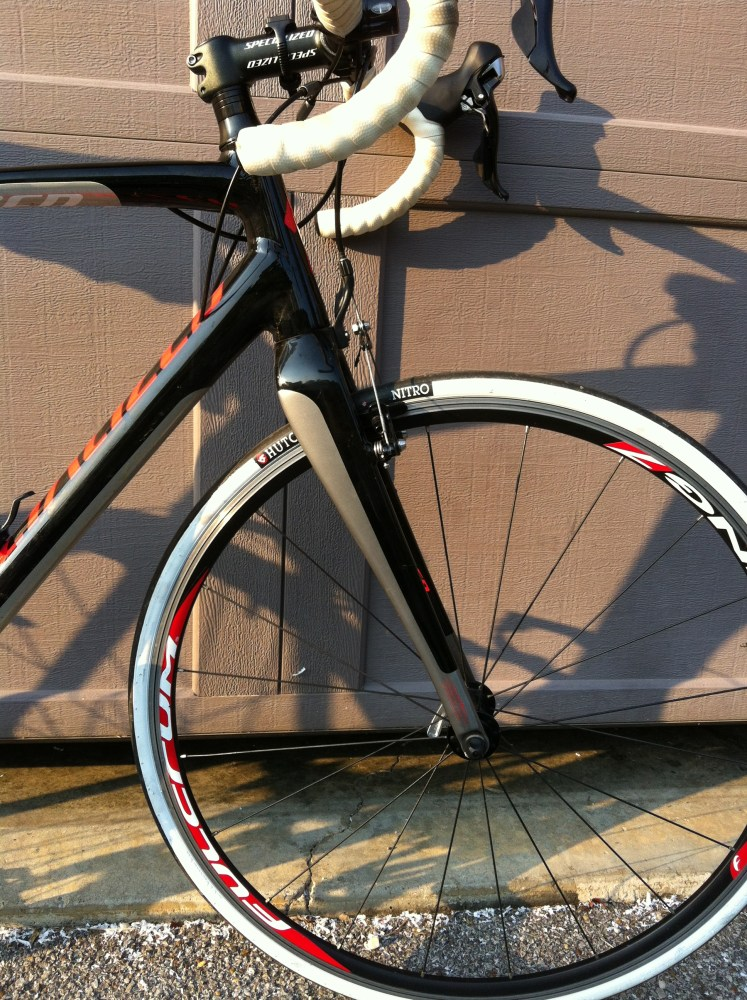 Specialized Crux - mid term review (2/6)