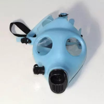Gas Mask Bong Review