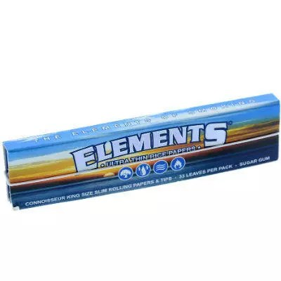 Elements Rice Rolling Papers Review