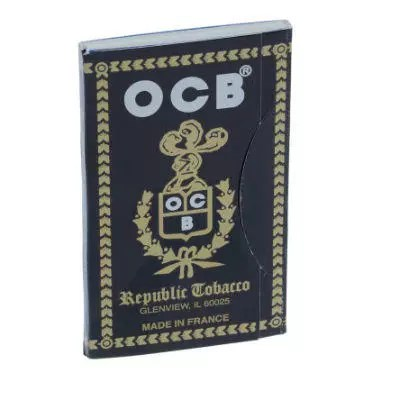 OCB Ungummed Rolling Papers Review