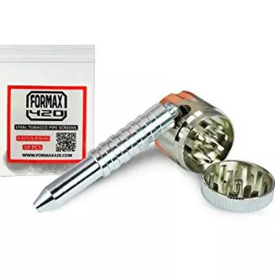 Formax 420 Shoter Grinder Pipe Review