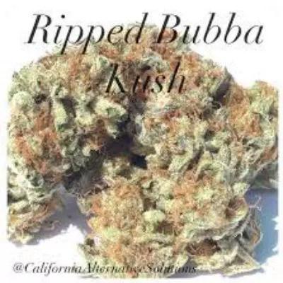Ripped Bubba Marijuana Strain Review