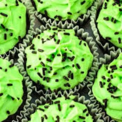 Mint Chocolate Cupcake Marijuana Edibles Review
