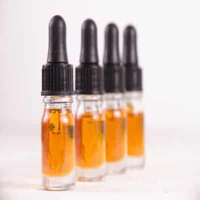 Botanical Euphoria Tincture Marijuana Edibles Review 1