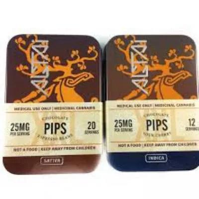 Chocolate Pips Marijuana Edibles Review