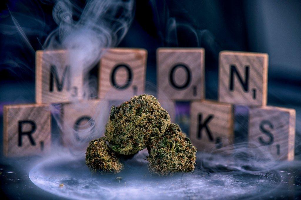 Moon Rock Weed
