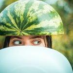 Homemade Watermelon Bong Review