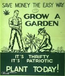 patriotic gardening