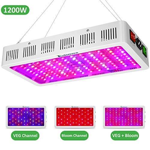 Exlenvce 1500W 1200W LED