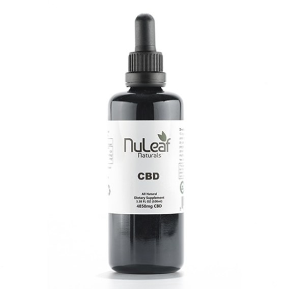 4850mg Full Spectrum CBD Oil High Grade Hemp Extract