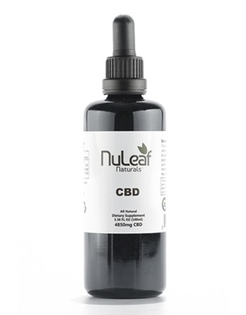 4850mg Full Spectrum CBD Oil High Grade Hemp Extract