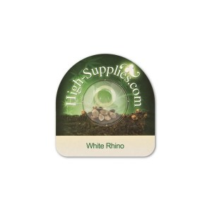 25% Off White Rhino fem seeds High Supplies coupon code