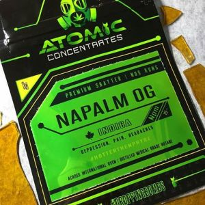 Napalm OG Shatter Herb Approach Discount Code