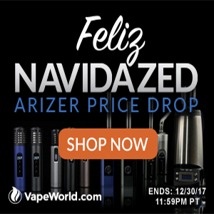 Arizer Vaporizer Vape World Coupon Code