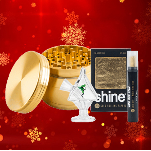 Shine Bundle Vape World Christmas Sale