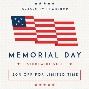 GrassCity Memorial Day Sale find your GrassCity coupon code here