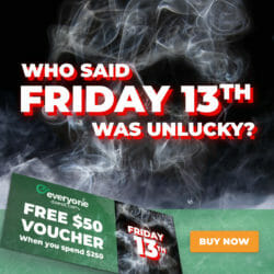 Friday the 13th EveryoneDoesIt Voucher