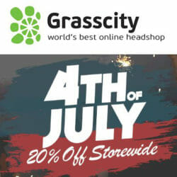 4th of July Sale GrassCity Discount Code