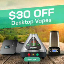 Desktop Vaporizer NamasteVapes Coupon Code
