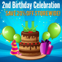 Birthday Celebration DankGeek Coupon Code Discount