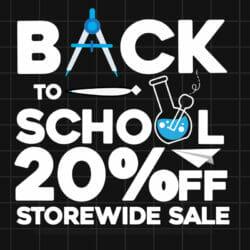 Back to School GrassCity Discount Sale