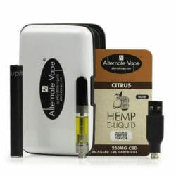 Alternate Vape CBD Vape Kit Made By Hemp coupon code