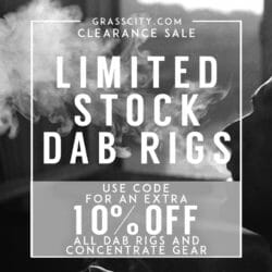 Dab Rigs GrassCity Coupon Code