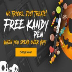 Halloween NamasteVapes coupon code