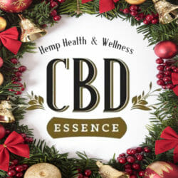 Holiday Discount CBD Essence Coupon Code