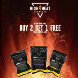 Hight Heat Extracts Black Friday Green Society Sale