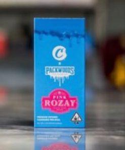 buy pink rozay cookies x packwoods online