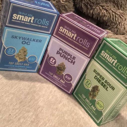buy purple punch smartrolls online