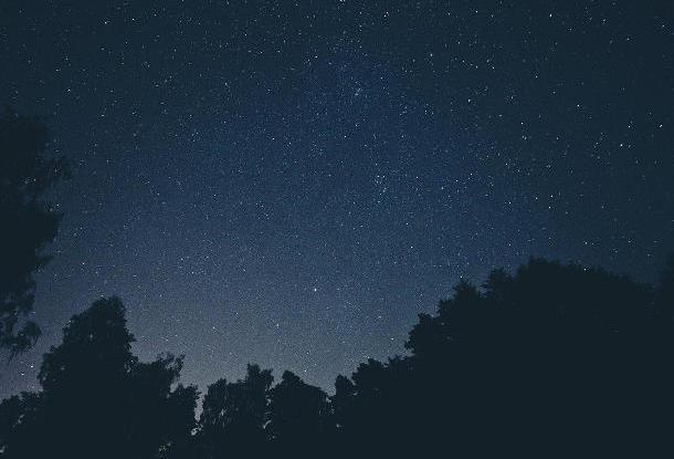 Парки звездного ночного неба в Чехии и Европе ...