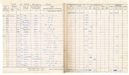 Logbook pages 5-6