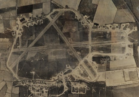 Tholthorpe airfield during the Second World War