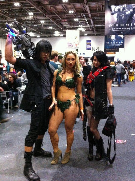 Serieuze cosplay