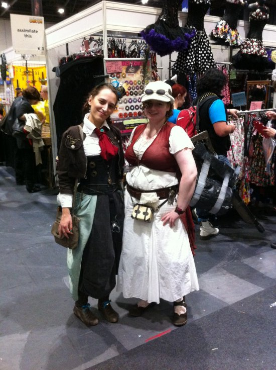 Cosplay at Commiccon