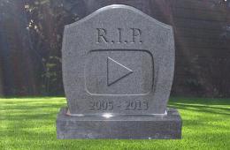 Het einde voor YouTube?