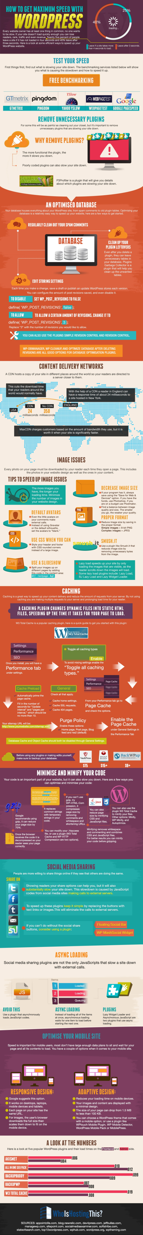 Speed-up-wordpress-infographic