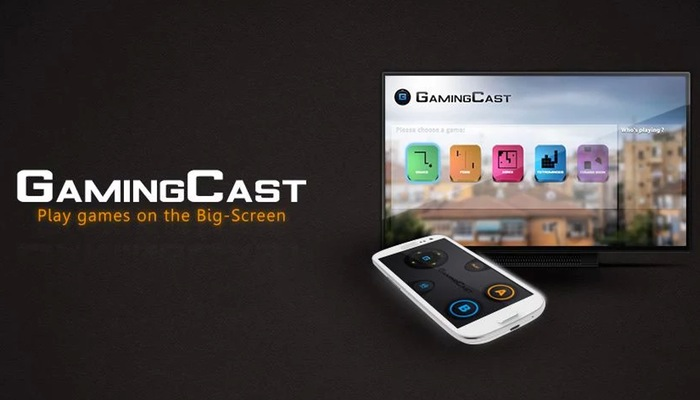 GamingCast-For-Chromecast