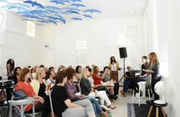 3de seminar Branded-U. Foto: Titia Hahne