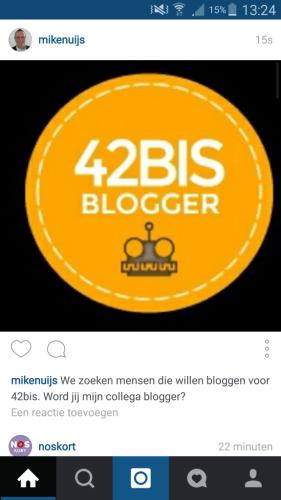 Instagram bericht geplaatst via Hootsuite