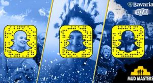 Bavaria op Snapchat