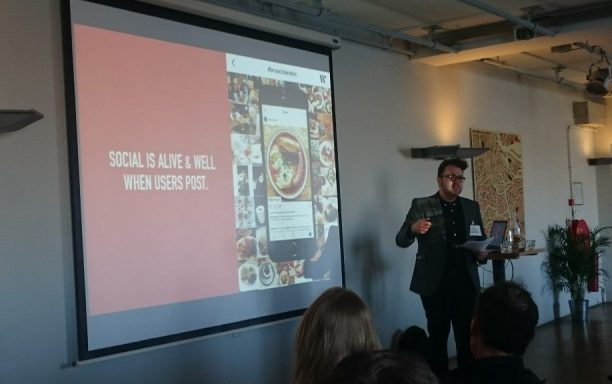 Presentatie Jamie Maple op The Social Conference-2017