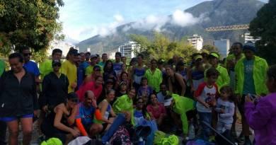 El Parque del Este es el escenario de entrenamiento de cientos de corredores del país (CORTESÍA)