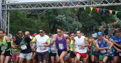 Media maratón Simón Bolívar (Archivo)