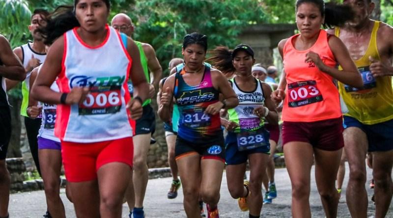 Más de 500 corredores estarán este domingo en los 10K de la Garra, en el marco del aniversario de Cachamay Runners/SuelaAFondo