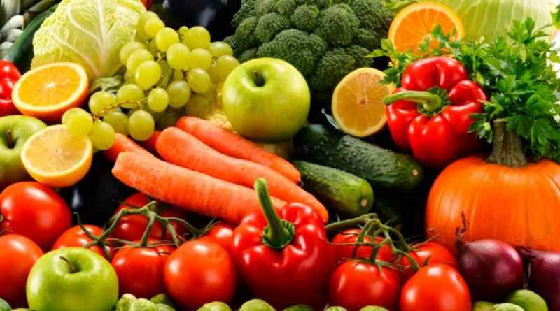 Las piel de frutas y hortalizas es rica en fibras/Cortesía