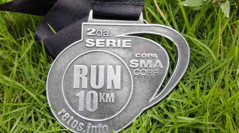 La segunda edición de Retos.Run 10K entregará una medalla de metal a cada uno de los finalistas/Retos.Info